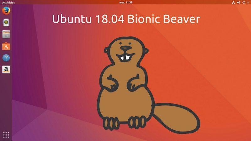 Ubuntu 18.04 Bionic Beaver έρχεται.