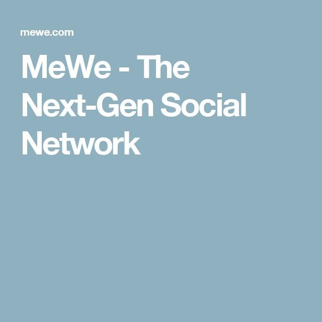 Mewe Social και λειτουργίες.