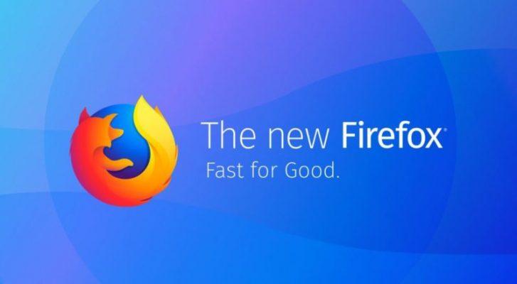 Firefox quantum ανεβαίνει, ανεβαίνει!