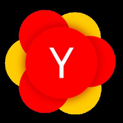 Yandex launcher. Γρήγορος πολύ.